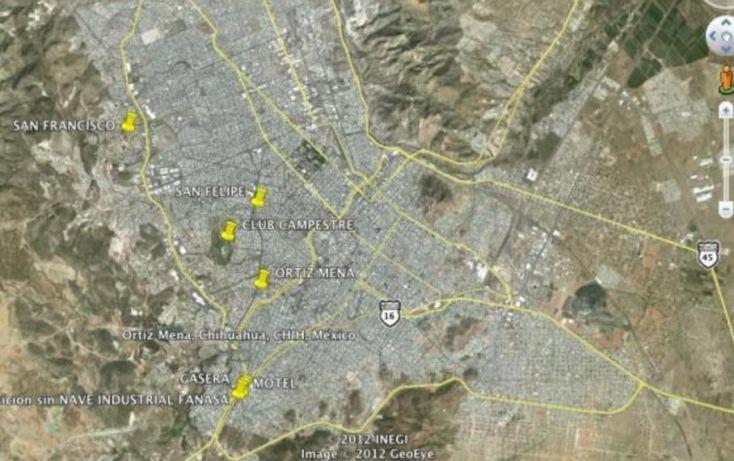 Foto de terreno comercial en venta en, ctm ortiz, chihuahua, chihuahua, 1397469 no 03
