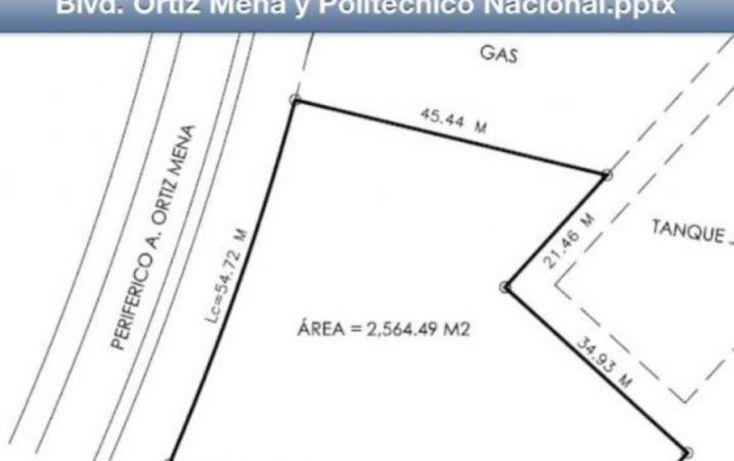 Foto de terreno comercial en venta en, ctm ortiz, chihuahua, chihuahua, 1397469 no 07