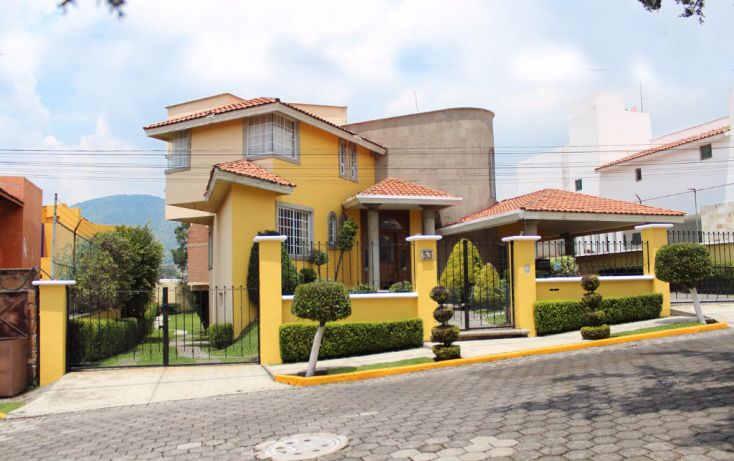 Foto de casa en venta en cto valle dorado, lomas de valle escondido, atizapán de zaragoza, estado de méxico, 1858668 no 01