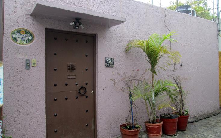 Foto de terreno habitacional en venta en  , cuadrante de san francisco, coyoac?n, distrito federal, 1664748 No. 01