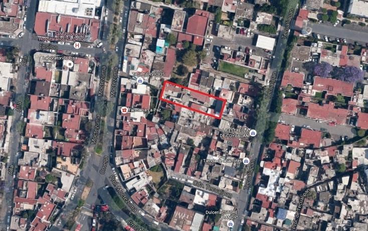 Foto de casa en venta en  , cuadrante de san francisco, coyoac?n, distrito federal, 1855326 No. 08
