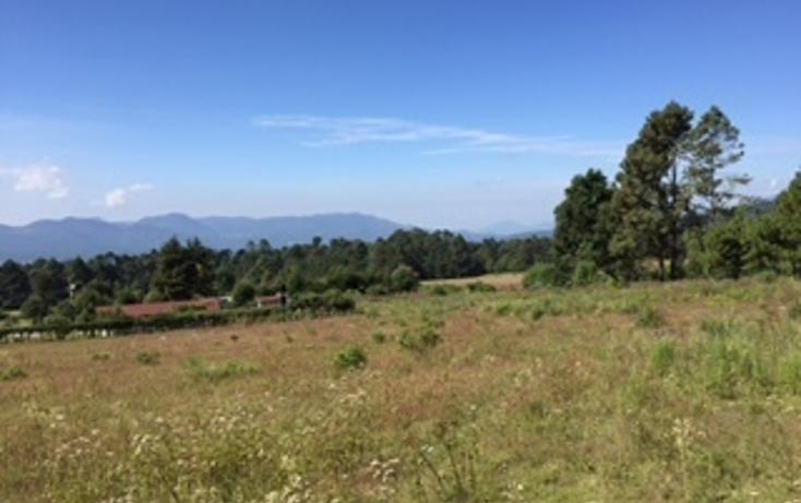 Foto de terreno habitacional en venta en  , cuadrilla de dolores, valle de bravo, méxico, 1509933 No. 02
