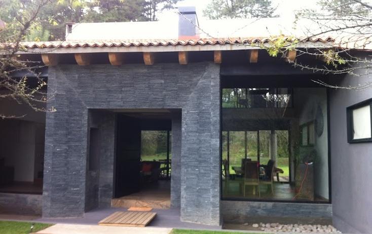 Foto de casa en renta en hacienda santana s/n hacienda santana , cuadrilla de dolores, valle de bravo, méxico, 2727024 No. 01