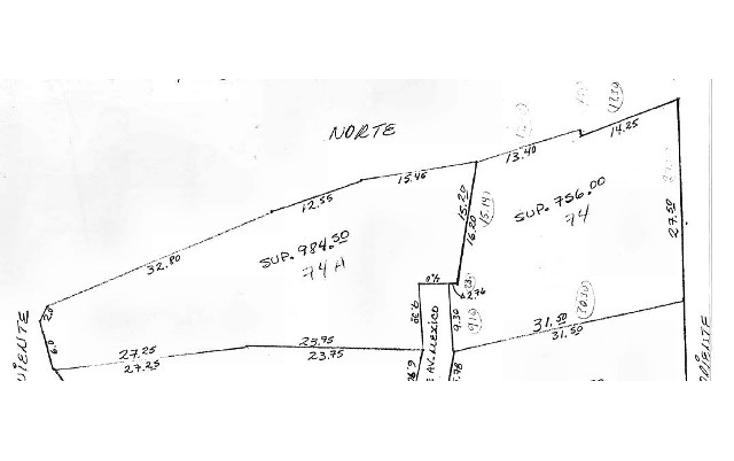 Foto de terreno habitacional en venta en  , cuajimalpa, cuajimalpa de morelos, distrito federal, 1090865 No. 05