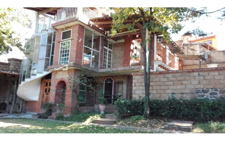 Foto de terreno habitacional en venta en  , cuajimalpa, cuajimalpa de morelos, distrito federal, 1678504 No. 05