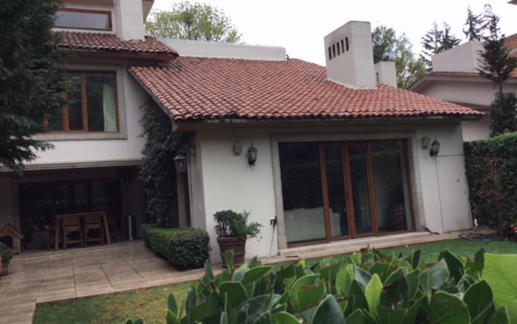 Foto de casa en venta en  , cuajimalpa, cuajimalpa de morelos, distrito federal, 1680522 No. 01