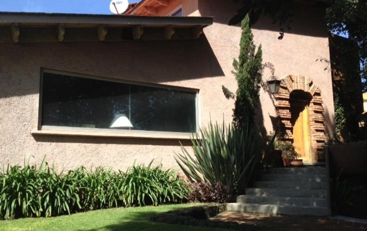 Foto de casa en venta en  , cuajimalpa, cuajimalpa de morelos, distrito federal, 817857 No. 20