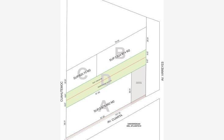 Foto de terreno comercial en venta en cuarta 1, hidalgo, reynosa, tamaulipas, 590916 No. 06