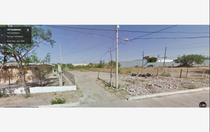 Foto de terreno comercial en renta en cuarta 1, los virreyes, reynosa, tamaulipas, 590925 no 03