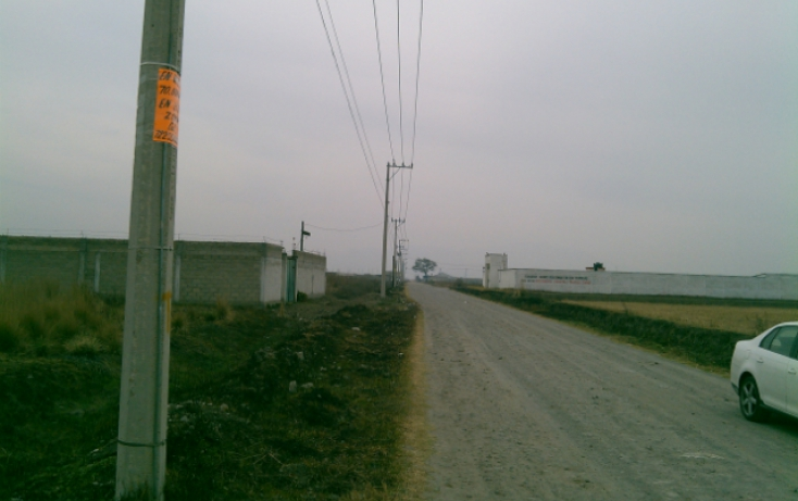 Foto de terreno habitacional en venta en cuatro caminos, la concepción coatipac la conchita, calimaya, estado de méxico, 784671 no 05