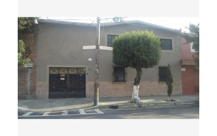 Foto de casa en venta en cuauhtemoc 100, san francisco xocotitla, azcapotzalco, df, 667085 no 01