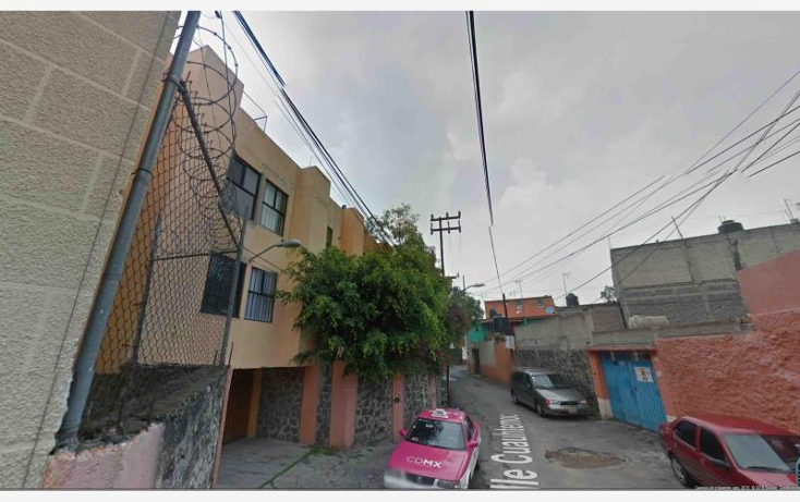 Foto de departamento en venta en cuauhtemoc 106, pueblo de san pablo tepetlapa, coyoac?n, distrito federal, 2032410 No. 01