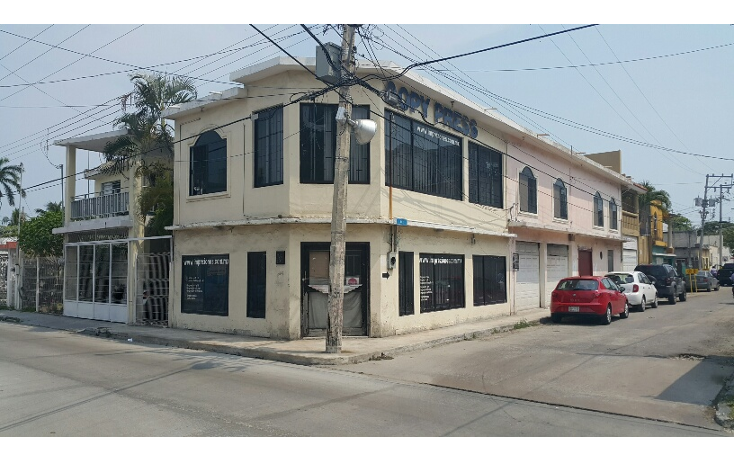 Foto de edificio en venta en  , cuauht?moc, carmen, campeche, 1864084 No. 01