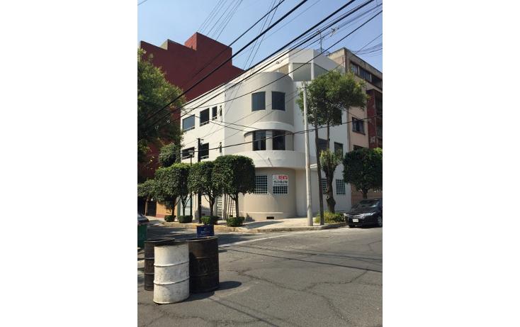 Foto de edificio en renta en  , cuauht?moc, cuauht?moc, distrito federal, 1119203 No. 01
