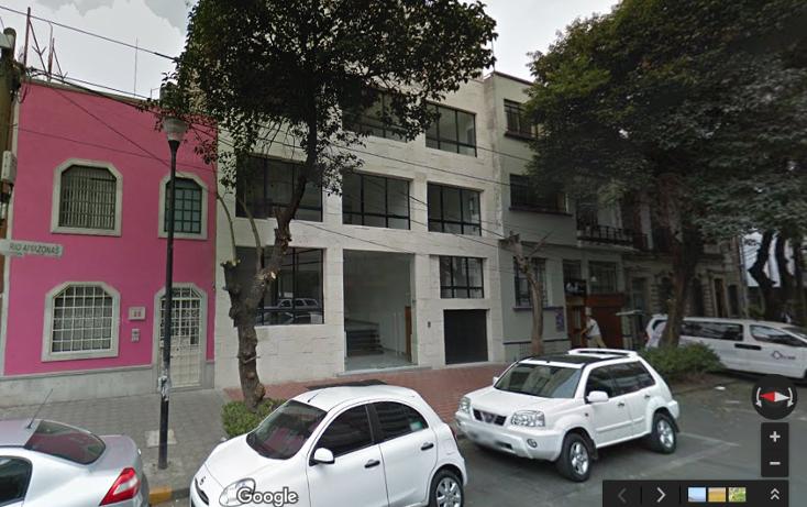 Foto de edificio en renta en  , cuauhtémoc, cuauhtémoc, distrito federal, 1360355 No. 01