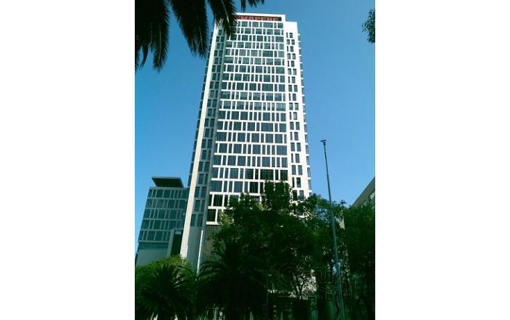 Foto de oficina en renta en  , cuauhtémoc, cuauhtémoc, distrito federal, 1705852 No. 01