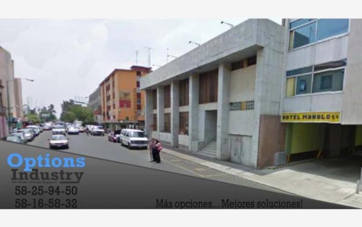 Foto de edificio en venta en  , cuauhtémoc, cuauhtémoc, distrito federal, 1752776 No. 01
