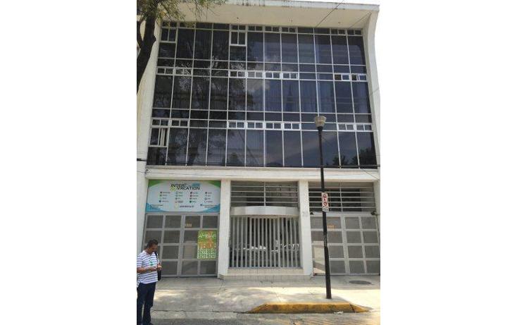 Foto de oficina en venta en  , cuauhtémoc, cuauhtémoc, distrito federal, 1835428 No. 01