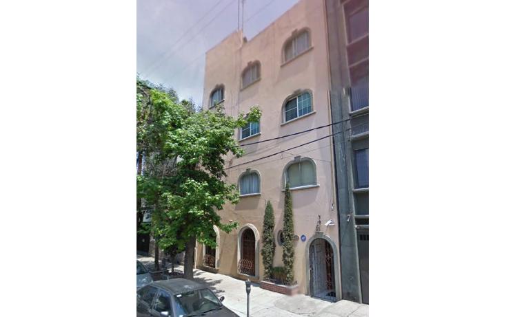 Foto de departamento en venta en  , cuauhtémoc, cuauhtémoc, distrito federal, 1852894 No. 01