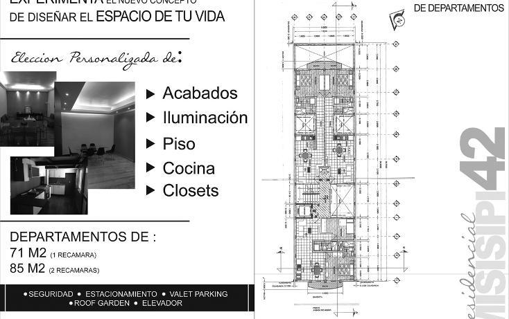 Foto de departamento en venta en  , cuauhtémoc, cuauhtémoc, distrito federal, 1968039 No. 09