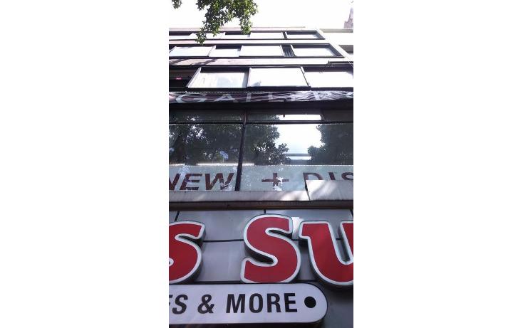 Foto de oficina en renta en  , cuauhtémoc, cuauhtémoc, distrito federal, 2015742 No. 01