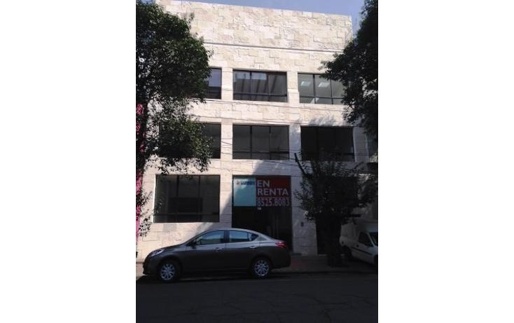 Foto de edificio en renta en  , cuauhtémoc, cuauhtémoc, distrito federal, 640209 No. 01