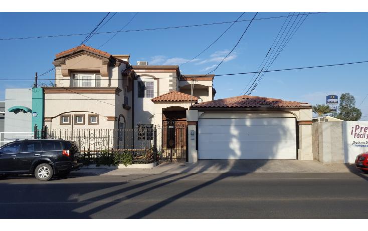 Foto de casa en venta en  , cuauhtémoc norte, mexicali, baja california, 2042203 No. 01
