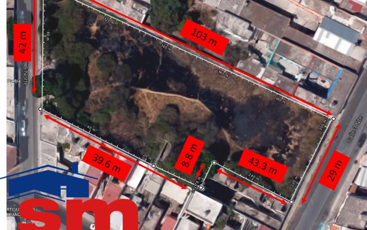 Foto de terreno comercial en renta en  , cuauhtémoc, puebla, puebla, 1684468 No. 16