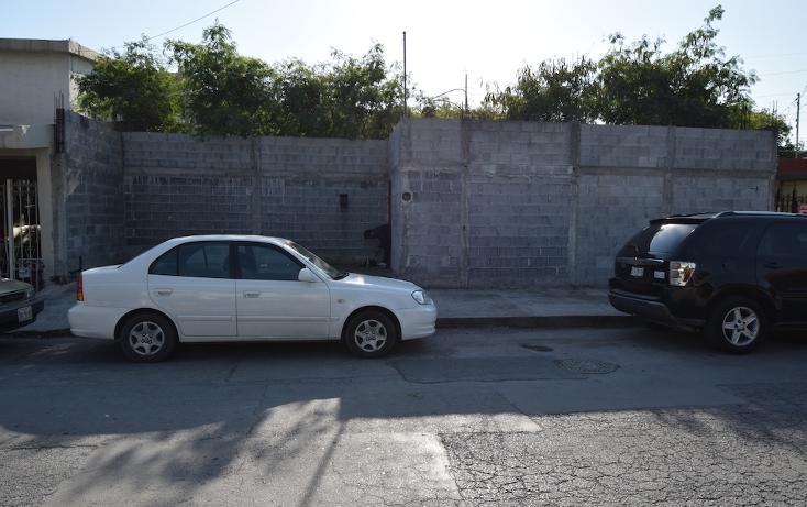Foto de terreno habitacional en venta en  , cuauhtémoc, san nicolás de los garza, nuevo león, 1631540 No. 01