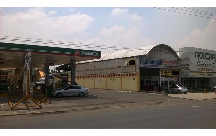 Foto de local en renta en  , cuauhtémoc xalostoc, ecatepec de morelos, méxico, 1835436 No. 01
