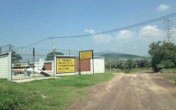 Foto de terreno industrial en venta en  , cuautengo, otumba, méxico, 1045641 No. 05