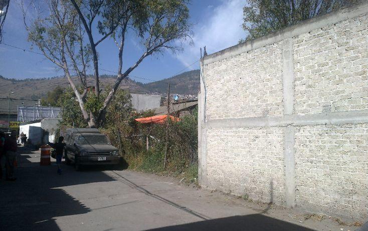 Foto de terreno habitacional en venta en, cuautepec barrio alto, gustavo a madero, df, 1609034 no 03