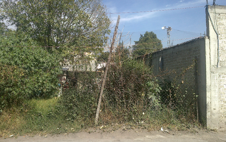 Foto de terreno habitacional en venta en  , cuautepec barrio alto, gustavo a. madero, distrito federal, 1609034 No. 01