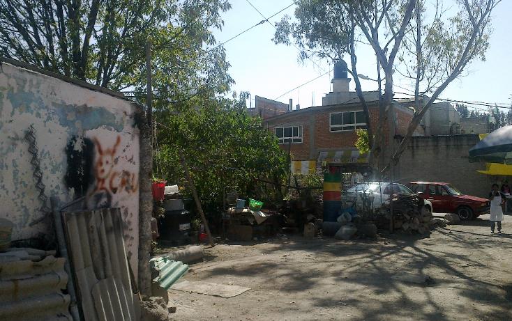 Foto de terreno habitacional en venta en  , cuautepec barrio alto, gustavo a. madero, distrito federal, 1609034 No. 06