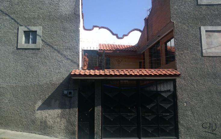Foto de casa en venta en  , cuautepec barrio alto, gustavo a. madero, distrito federal, 1624516 No. 01