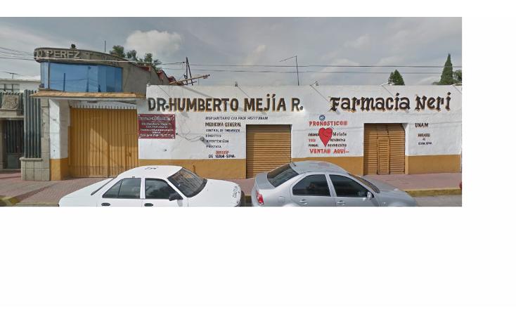 Foto de local en renta en  , cuautitlán centro, cuautitlán, méxico, 2001866 No. 01
