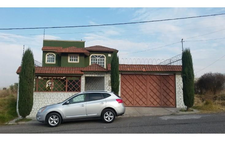 Foto de casa en venta en  , cuautitlán, cuautitlán izcalli, méxico, 1708182 No. 01