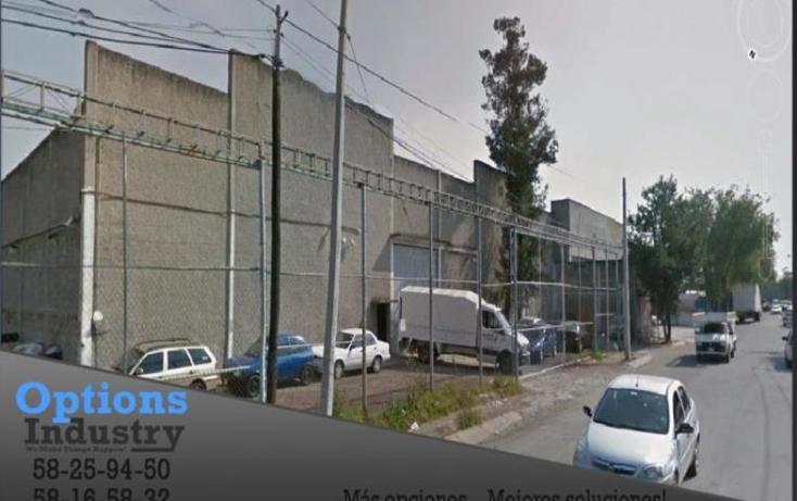 Foto de nave industrial en venta en  , cuautitlán, cuautitlán izcalli, méxico, 2709222 No. 01