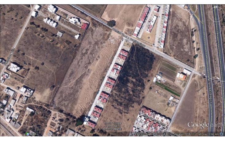 Foto de terreno habitacional en venta en  , cuautlancingo, cuautlancingo, puebla, 1627840 No. 01