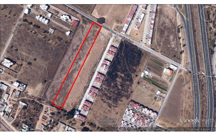 Foto de terreno habitacional en venta en  , cuautlancingo, cuautlancingo, puebla, 1627840 No. 02