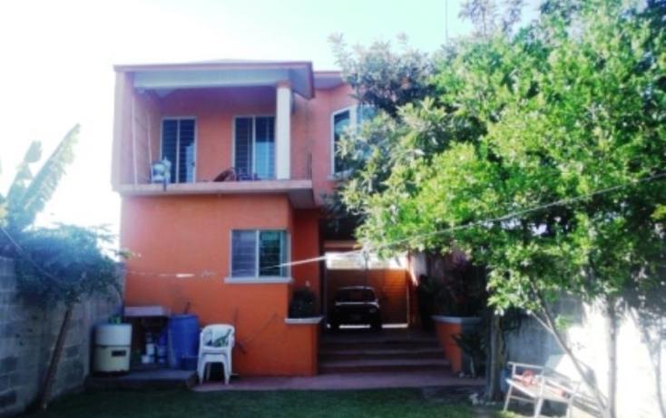 Foto de casa en venta en  , cuautlixco, cuautla, morelos, 1476335 No. 01