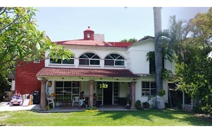 Foto de casa en venta en  , cuautlixco, cuautla, morelos, 1481765 No. 01