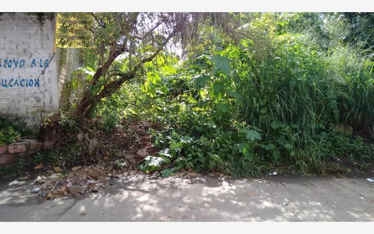 Foto de terreno habitacional en venta en  , cuautlixco, cuautla, morelos, 1543628 No. 01
