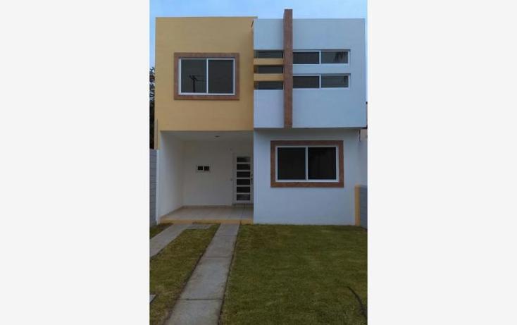 Foto de casa en venta en  , cuautlixco, cuautla, morelos, 1901324 No. 01