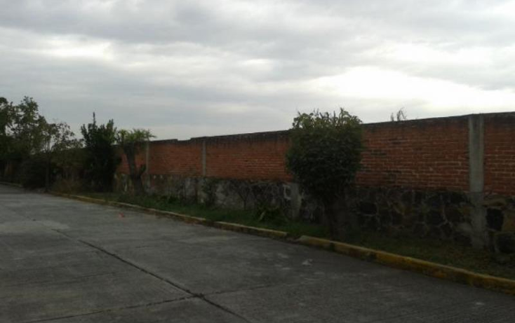 Foto de terreno habitacional en venta en  , cuautlixco, cuautla, morelos, 791237 No. 03