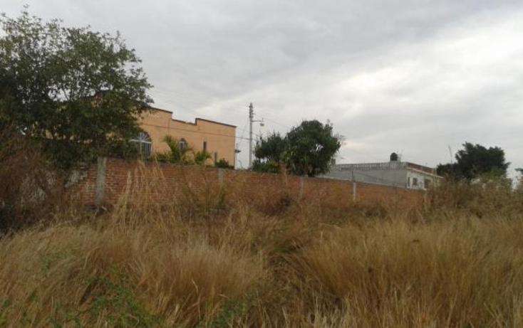 Foto de terreno habitacional en venta en  , cuautlixco, cuautla, morelos, 791237 No. 04