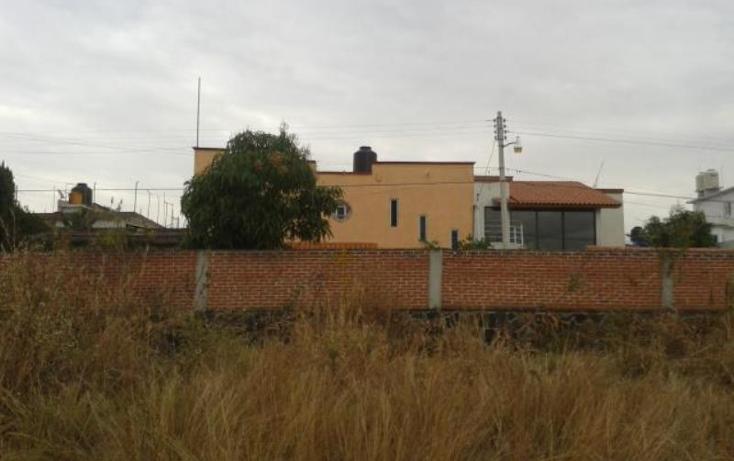 Foto de terreno habitacional en venta en  , cuautlixco, cuautla, morelos, 791237 No. 07