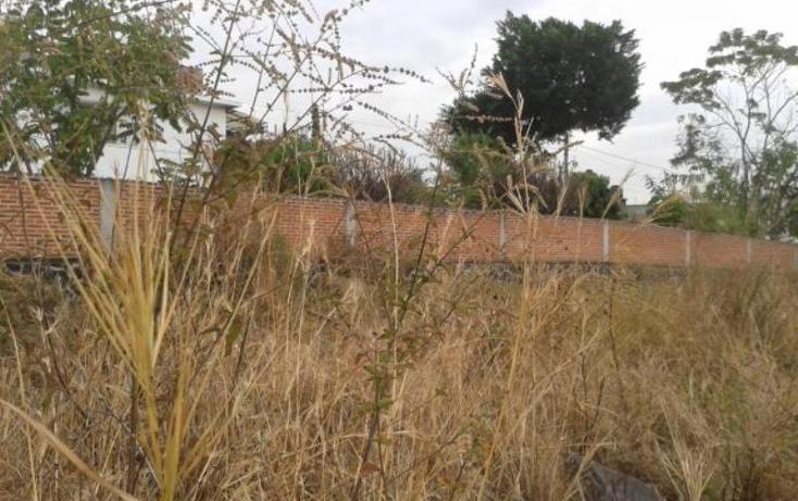 Foto de terreno habitacional en venta en  , cuautlixco, cuautla, morelos, 791237 No. 08
