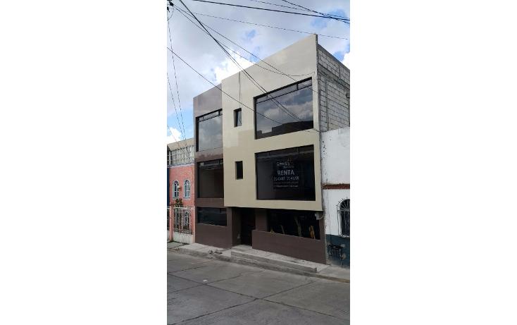 Foto de edificio en renta en  , cubitos, pachuca de soto, hidalgo, 1089613 No. 01