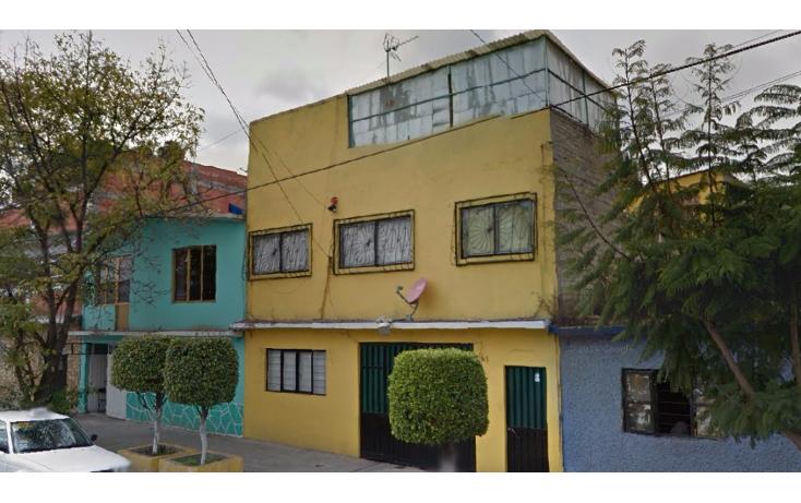 Foto de casa en venta en  , cuchilla agr?cola oriental, iztacalco, distrito federal, 1186111 No. 01
